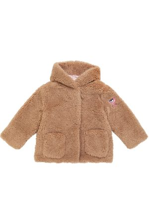 Monnalisa X Chiara Ferragni Kids Teddy jacket