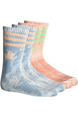 adidas Mænd Slips - Sokker Tie-Dyed 2-Pak - /Pink