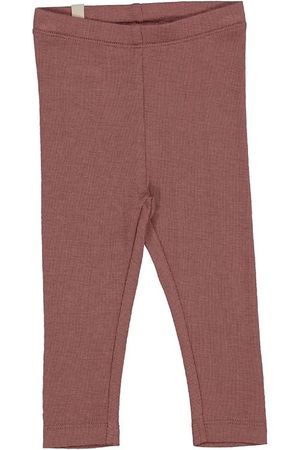 Wheat Leggings - Leggings - Baby - Uld - Rose Brown