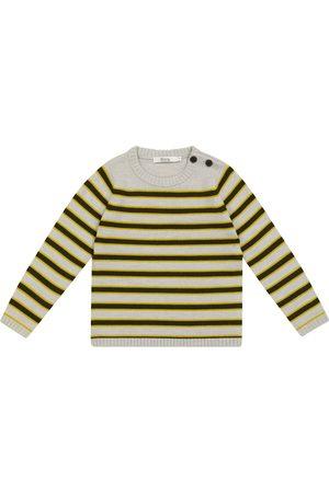 Bonpoint Striped wool sweater