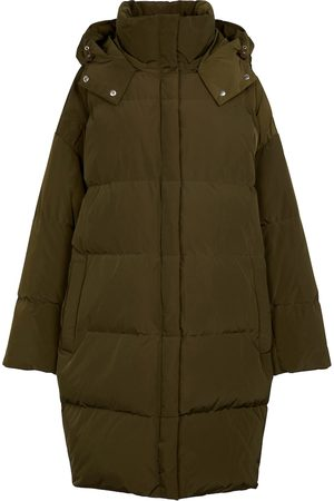 Stand Studio Lyla quilted down coat