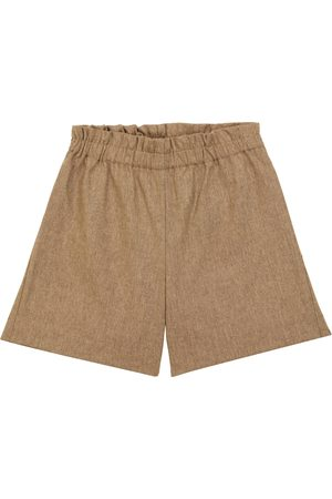 Bonpoint Wool-blend shorts