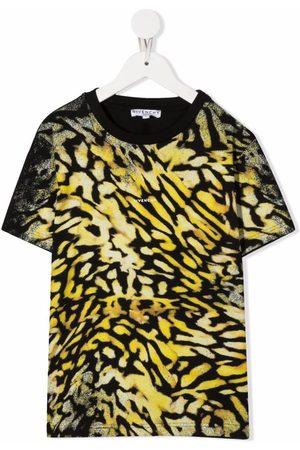 Givenchy Drenge Kortærmede - T-shirt med tigertryk