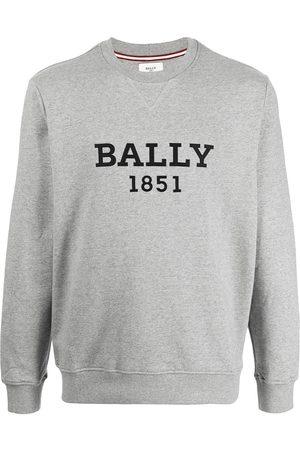 Bally Meleret sweatshirt med logotryk