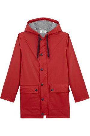 Petit Bateau Iconic hooded raincoat