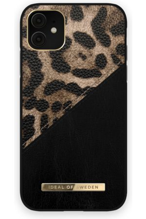 IDEAL OF SWEDEN Mobil Covers - Atelier Case iPhone 11 Midnight Leopard