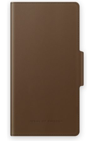 IDEAL OF SWEDEN Atelier Wallet iPhone 11 Intense Brown