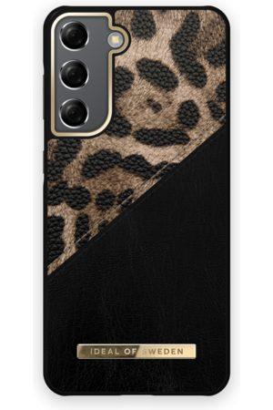 IDEAL OF SWEDEN Atelier Case Galaxy S21 Midnight Leopard