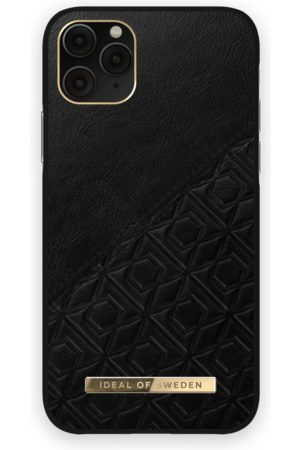 IDEAL OF SWEDEN Atelier Case iPhone 11 Pro Embossed Black