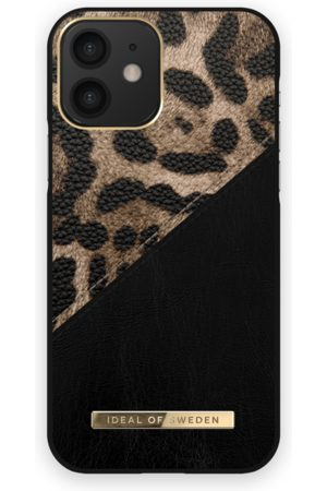 IDEAL OF SWEDEN Mobil Covers - Atelier Case iPhone 12 Midnight Leopard