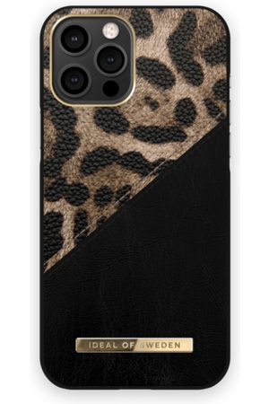 IDEAL OF SWEDEN Mobil Covers - Atelier Case iPhone 12 Pro Max Midnight Leopard
