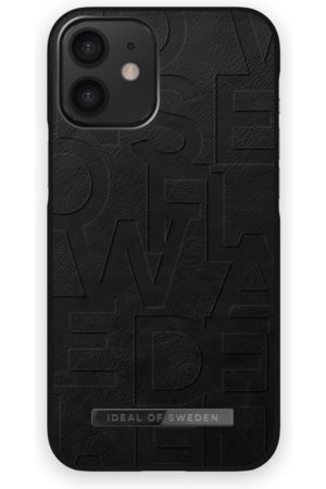IDEAL OF SWEDEN Mobil Covers - Atelier Case iPhone 12 Mini IDEAL Black