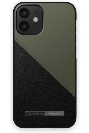 IDEAL OF SWEDEN Mobil Covers - Atelier Case iPhone 12 Mini Onyx Black Khaki