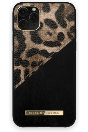 IDEAL OF SWEDEN Atelier Case iPhone 11 Pro Midnight Leopard