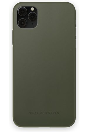 IDEAL OF SWEDEN Mobil Covers - Atelier Case iPhone 11 Pro Max Intense Khaki