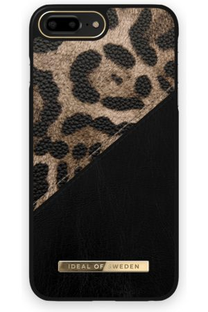 IDEAL OF SWEDEN Mobil Covers - Atelier Case iPhone 8 Plus Midnight Leopard