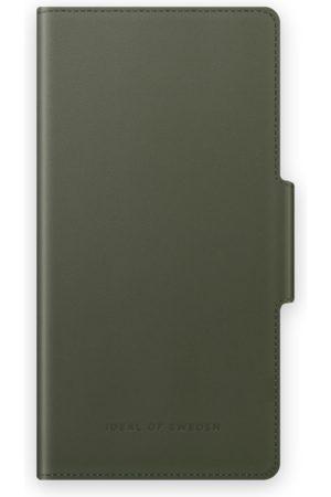 IDEAL OF SWEDEN Mobil Covers - Atelier Wallet Galaxy S21 Plus Intense Khaki
