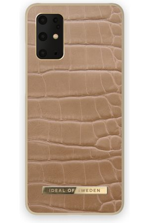 IDEAL OF SWEDEN Mobil Covers - Atelier Case Galaxy S20 Plus Camel Croco