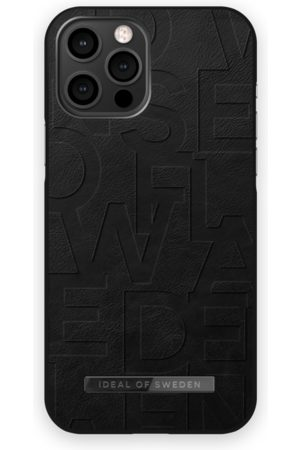 IDEAL OF SWEDEN Mobil Covers - Atelier Case iPhone 12 Pro Max IDEAL Black
