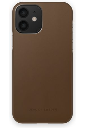 IDEAL OF SWEDEN Mobil Covers - Atelier Case iPhone 12 Intense Brown