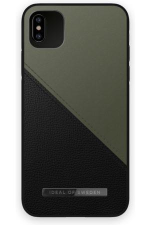 IDEAL OF SWEDEN Atelier Case iPhone 11 Pro Max Onyx Black Khaki