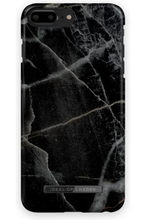 IDEAL OF SWEDEN Mobil Covers - Fashion Case iPhone 8 Plus Black Thunder Marble