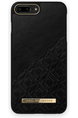IDEAL OF SWEDEN Mobil Covers - Atelier Case iPhone 8 Plus Embossed Black
