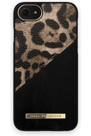 IDEAL OF SWEDEN Mobil Covers - Atelier Case iPhone 8 Midnight Leopard