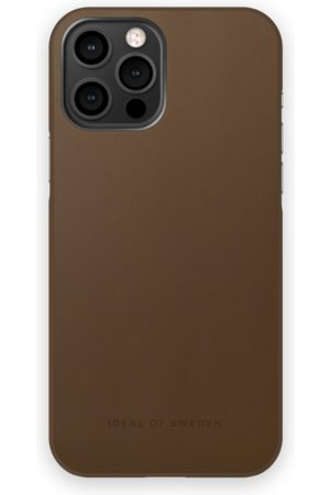 IDEAL OF SWEDEN Atelier Case iPhone 12 Pro Max Intense Brown