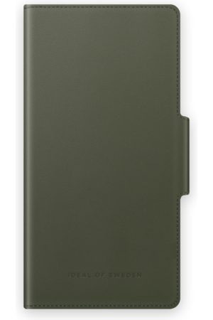 IDEAL OF SWEDEN Mobil Covers - Atelier Wallet iPhone 11 Intense Khaki