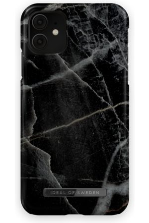 IDEAL OF SWEDEN Mobil Covers - Fashion Case iPhone 11 Black Thunder Marble