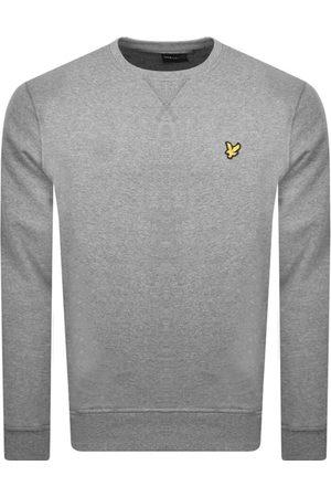 Lyle & Scott Mænd Sweatshirts - Crew Neck Sweatshirt