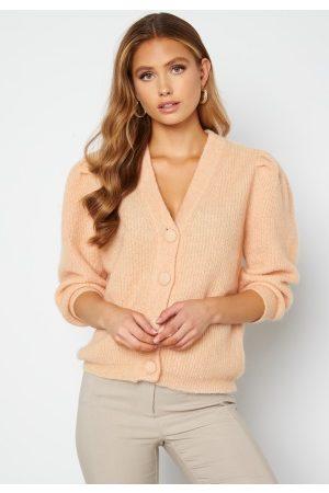 Object Pascalia 3/4 Short Knit Cardigan Bellini