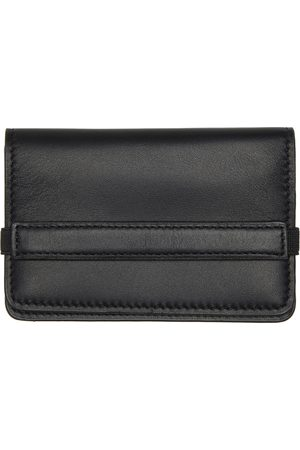 COMMON PROJECTS Mænd Punge - Black Accordion Wallet
