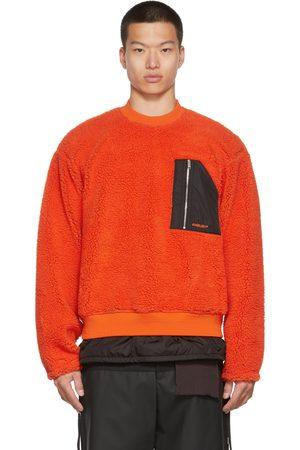 AMBUSH Wool Fleece Sweatshirt