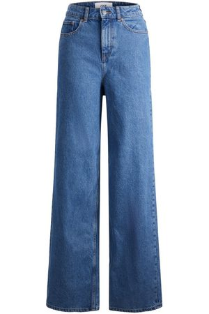 JACK & JONES Mænd Jeans - Jxtokyo Hw Nr6002 Wide Fit Jeans Kvinder