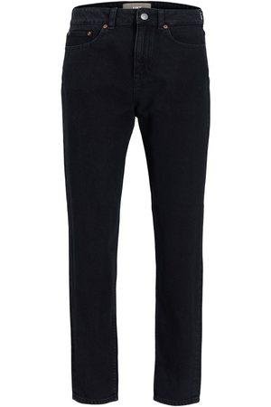 JACK & JONES Mænd Jeans - Jxlisbon Hw Nr4004 Mom Jeans Kvinder Black; Brown