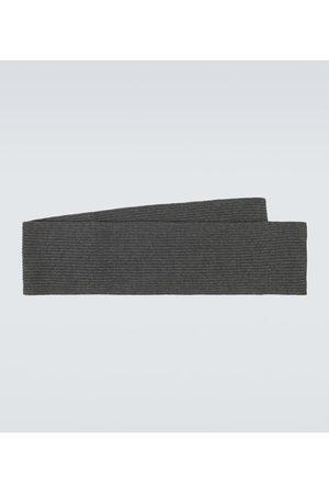 GABRIELA HEARST Mænd Tørklæder - Cashmere ribbed scarf