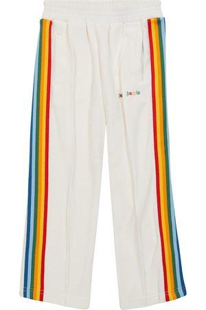 Palm Angels Cotton-blend sweatpants