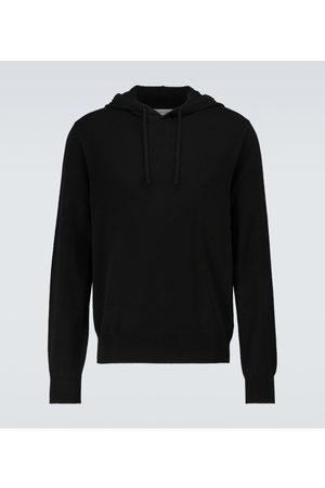 The Row Chris cashmere hooded sweatshirt