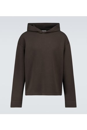 The Row Deugene hooded sweatshirt