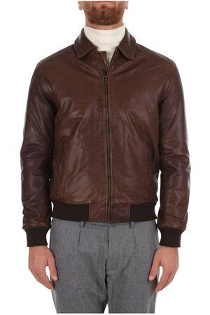 ANDREA D'AMICO 406 Leather Jacket