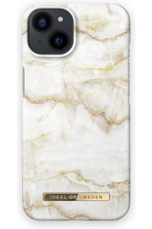 IDEAL OF SWEDEN Mobil Covers - Fashion Case iPhone 13 Golden Pearl Marble