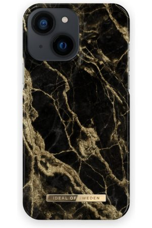 IDEAL OF SWEDEN Mobil Covers - Fashion Case iPhone 13 Mini Golden Smoke Marble