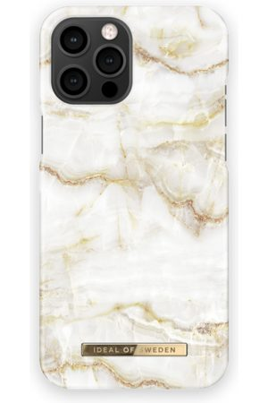 IDEAL OF SWEDEN Mobil Covers - Fashion Case iPhone 13 Pro Max Golden Pearl Marble