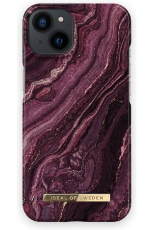 IDEAL OF SWEDEN Mobil Covers - Fashion Case iPhone 13 Golden Plum