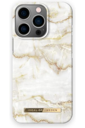 IDEAL OF SWEDEN Mobil Covers - Fashion Case iPhone 13 Pro Golden Pearl Marble