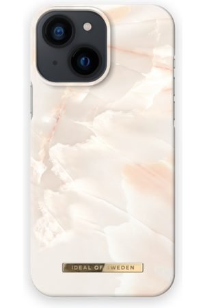 IDEAL OF SWEDEN Mobil Covers - Fashion Case iPhone 13 Mini Rose Pearl Marble