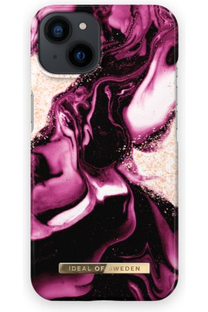 IDEAL OF SWEDEN Mobil Covers - Fashion Case iPhone 13 Golden Ruby