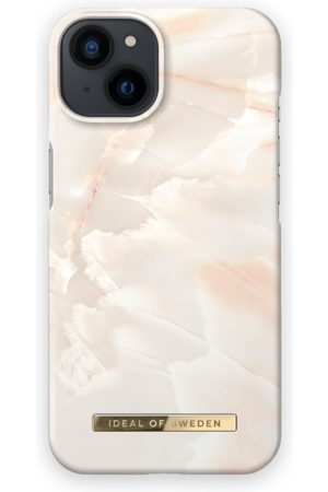 IDEAL OF SWEDEN Mobil Covers - Fashion Case iPhone 13 Rose Pearl Marble